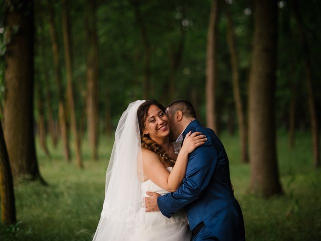 Il matrimonio di Dario e Claudia a Abbiategrasso, Milano 64