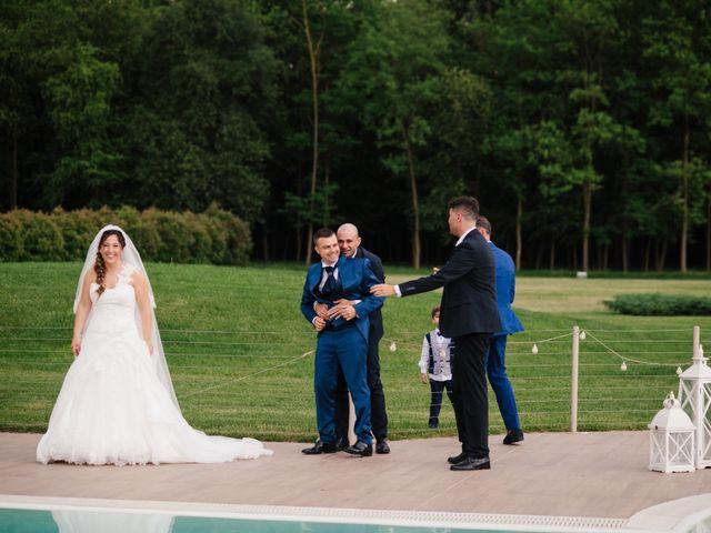 Il matrimonio di Dario e Claudia a Abbiategrasso, Milano 65