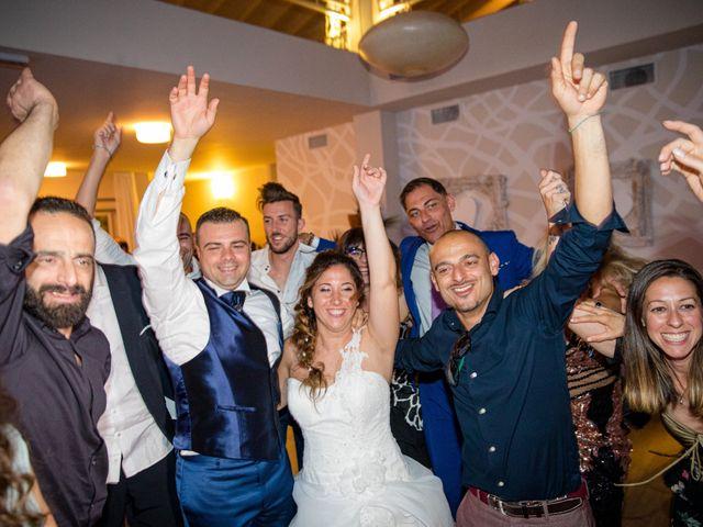 Il matrimonio di Dario e Claudia a Abbiategrasso, Milano 78