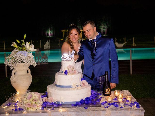 Il matrimonio di Dario e Claudia a Abbiategrasso, Milano 82