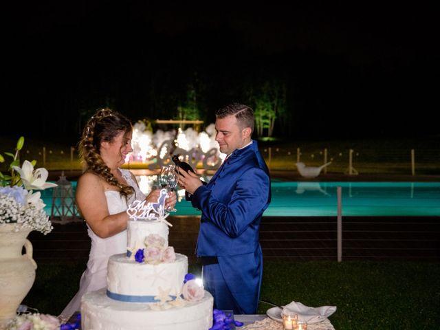 Il matrimonio di Dario e Claudia a Abbiategrasso, Milano 83