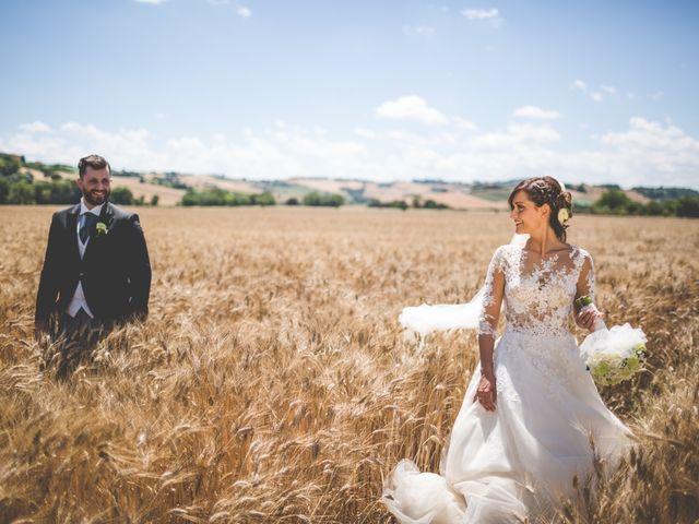 Le nozze di Alida e Luca