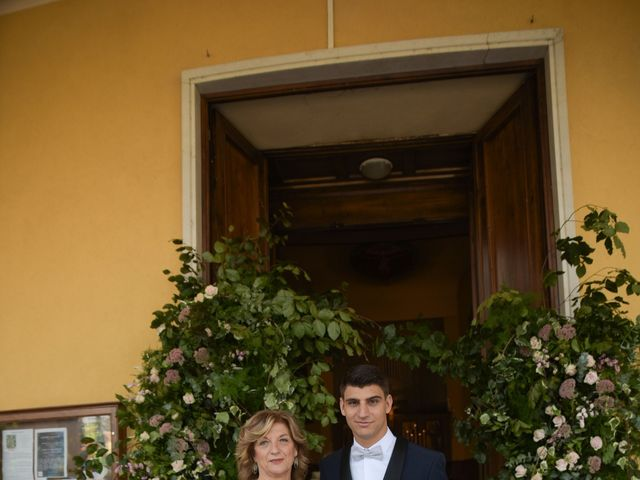 Il matrimonio di Marco e Arianna a Montello, Bergamo 38