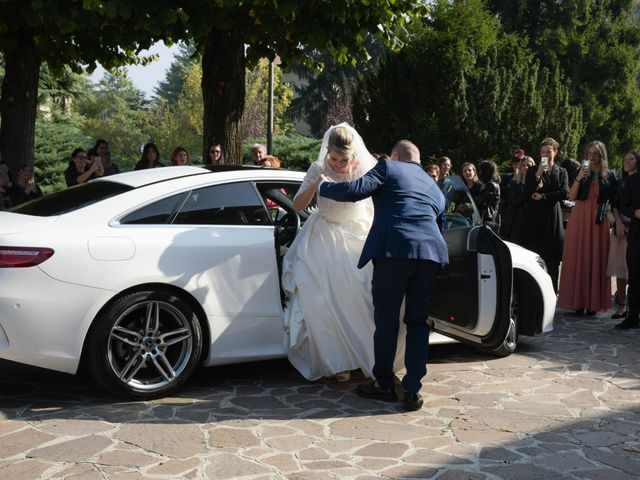 Il matrimonio di Marco e Arianna a Montello, Bergamo 39