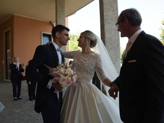 Il matrimonio di Marco e Arianna a Montello, Bergamo 41