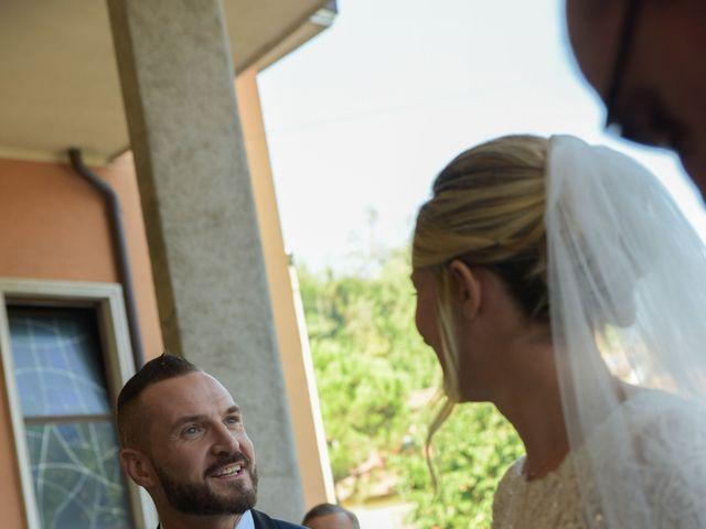 Il matrimonio di Marco e Arianna a Montello, Bergamo 42