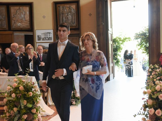 Il matrimonio di Marco e Arianna a Montello, Bergamo 43