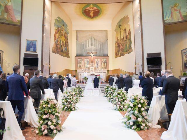 Il matrimonio di Marco e Arianna a Montello, Bergamo 46