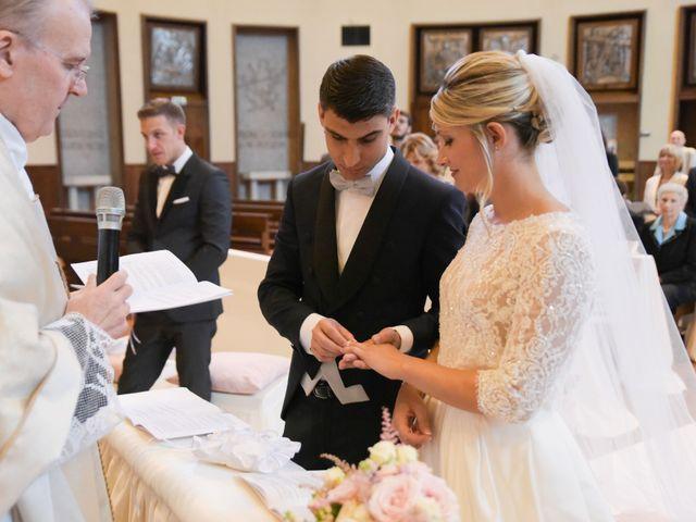 Il matrimonio di Marco e Arianna a Montello, Bergamo 48