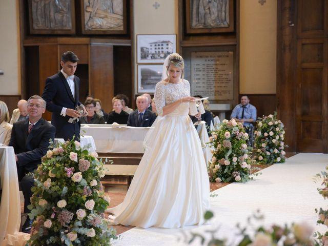 Il matrimonio di Marco e Arianna a Montello, Bergamo 50