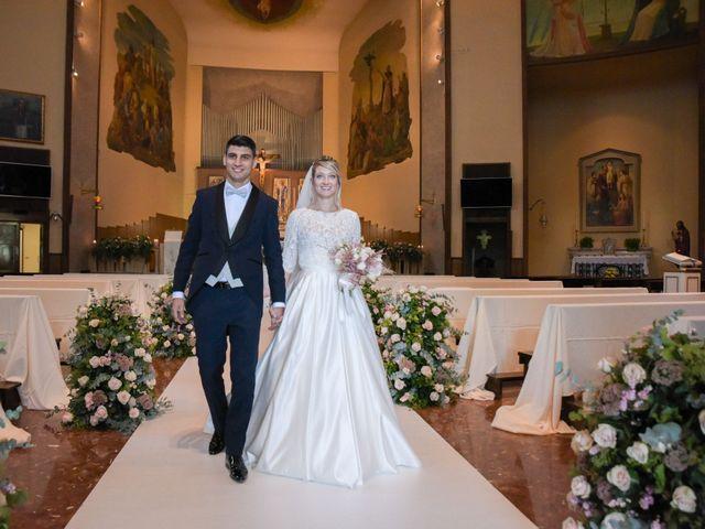 Il matrimonio di Marco e Arianna a Montello, Bergamo 51