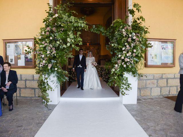 Il matrimonio di Marco e Arianna a Montello, Bergamo 52