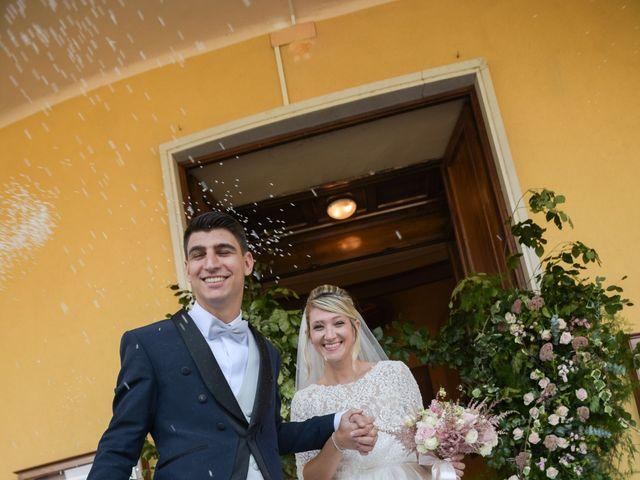 Il matrimonio di Marco e Arianna a Montello, Bergamo 53