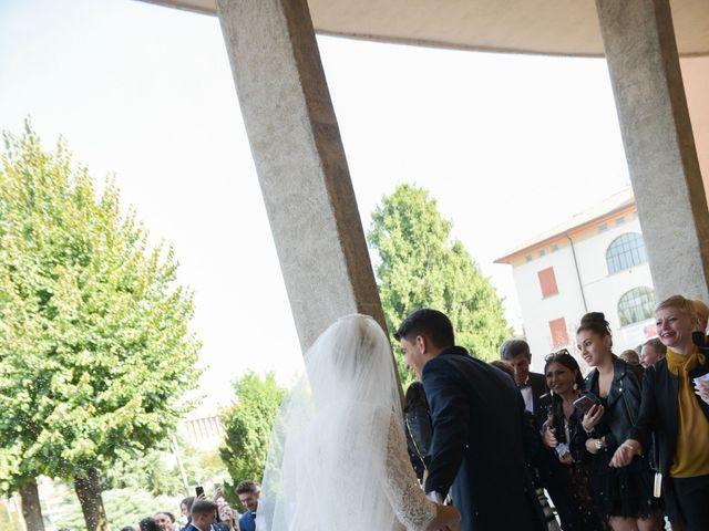 Il matrimonio di Marco e Arianna a Montello, Bergamo 54