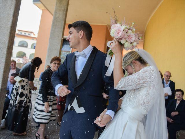 Il matrimonio di Marco e Arianna a Montello, Bergamo 55