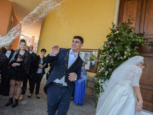 Il matrimonio di Marco e Arianna a Montello, Bergamo 56