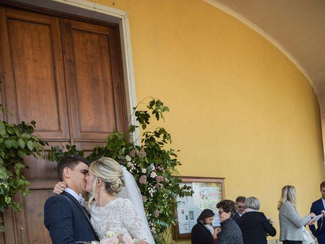 Il matrimonio di Marco e Arianna a Montello, Bergamo 57