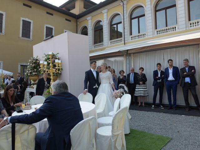 Il matrimonio di Marco e Arianna a Montello, Bergamo 74