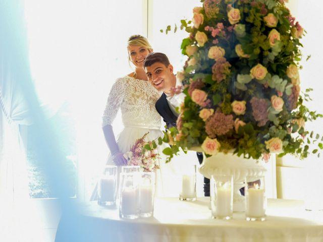 Il matrimonio di Marco e Arianna a Montello, Bergamo 75