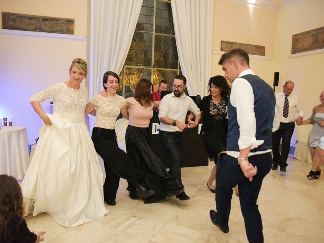 Il matrimonio di Marco e Arianna a Montello, Bergamo 102