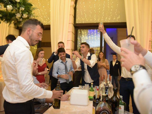 Il matrimonio di Marco e Arianna a Montello, Bergamo 103