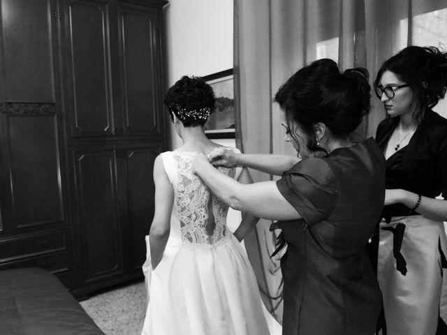 Il matrimonio di Giulio e Lavinia a Narni, Terni 7