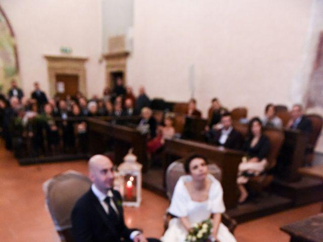 Il matrimonio di Giulio e Lavinia a Narni, Terni 15