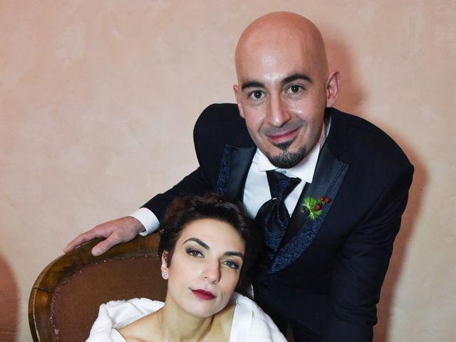 Il matrimonio di Giulio e Lavinia a Narni, Terni 17