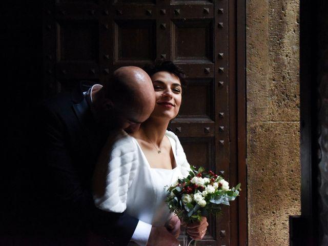 Il matrimonio di Giulio e Lavinia a Narni, Terni 18