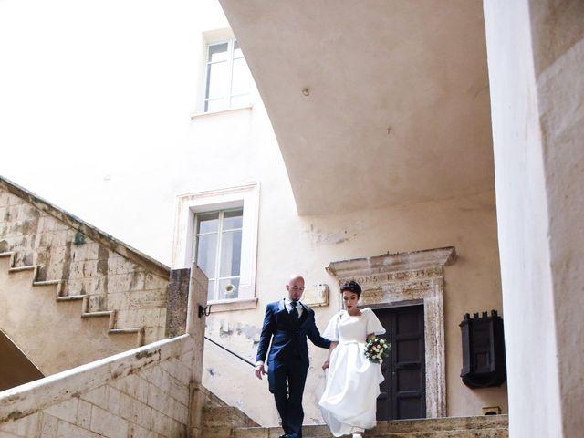 Il matrimonio di Giulio e Lavinia a Narni, Terni 19