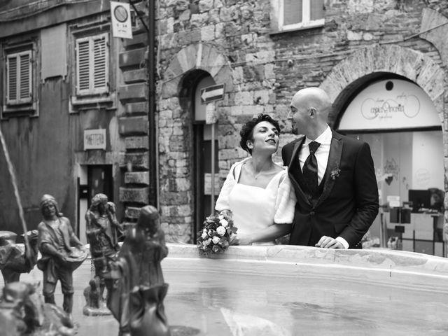 Il matrimonio di Giulio e Lavinia a Narni, Terni 22