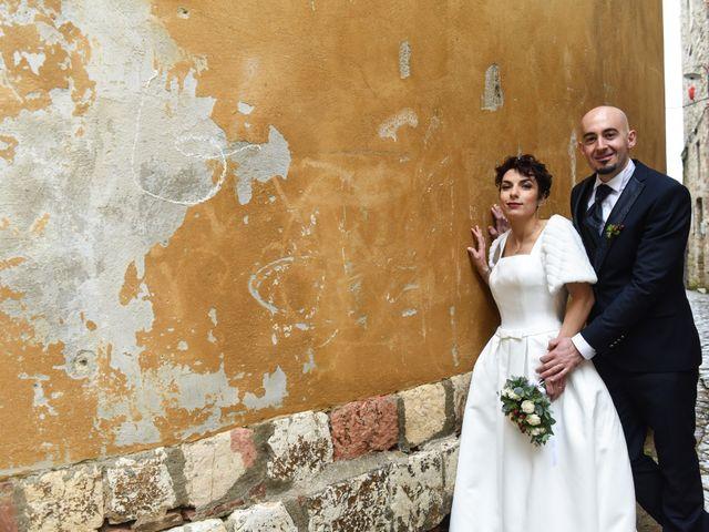 Il matrimonio di Giulio e Lavinia a Narni, Terni 23