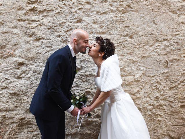 Il matrimonio di Giulio e Lavinia a Narni, Terni 24