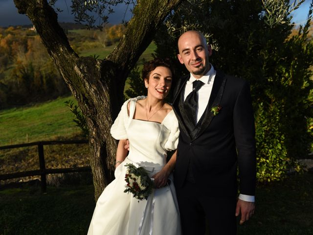 Il matrimonio di Giulio e Lavinia a Narni, Terni 31