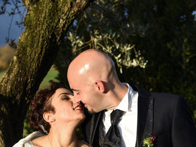 Il matrimonio di Giulio e Lavinia a Narni, Terni 33