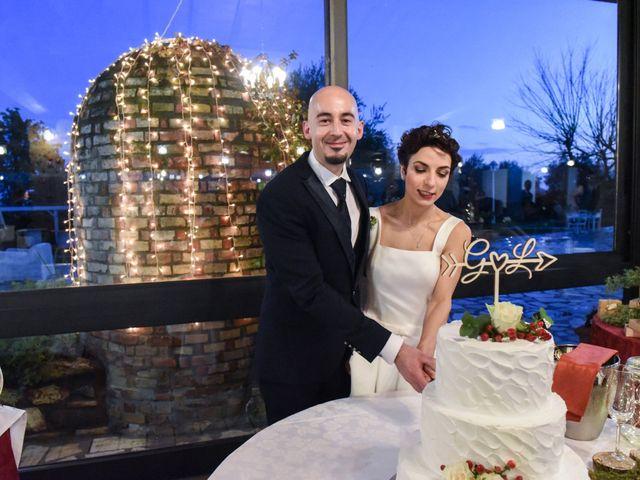 Il matrimonio di Giulio e Lavinia a Narni, Terni 36