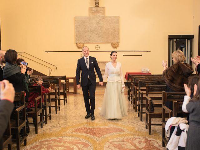 Il matrimonio di Matteo e Marzia a Ravenna, Ravenna 15