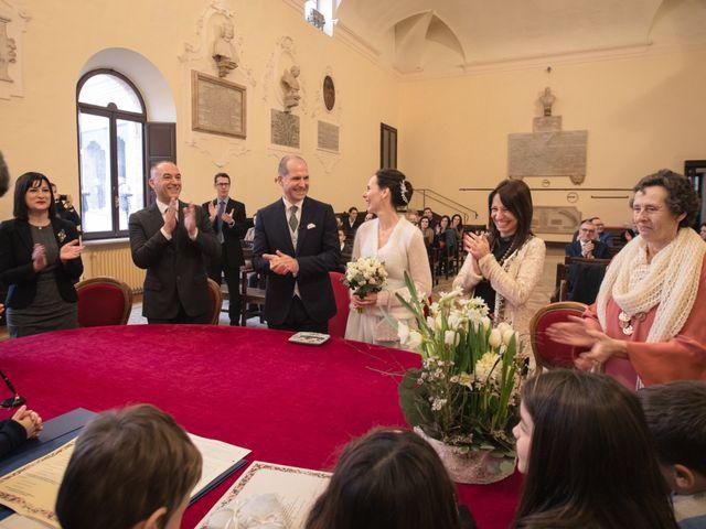 Il matrimonio di Matteo e Marzia a Ravenna, Ravenna 21
