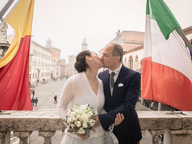 Il matrimonio di Matteo e Marzia a Ravenna, Ravenna 26