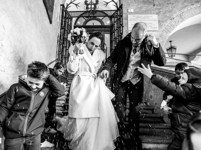 Il matrimonio di Matteo e Marzia a Ravenna, Ravenna 30