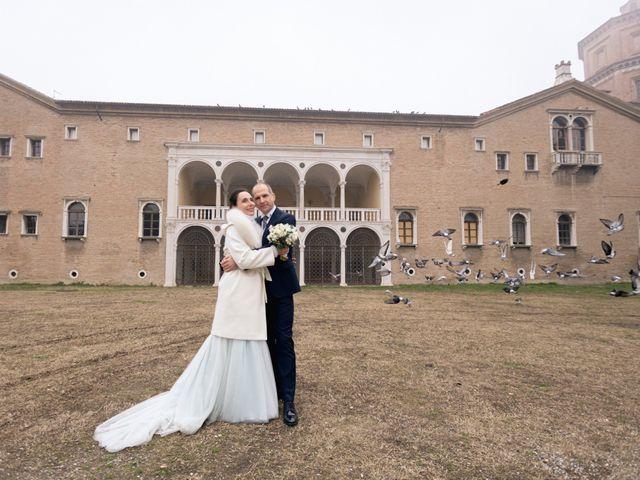 Il matrimonio di Matteo e Marzia a Ravenna, Ravenna 34