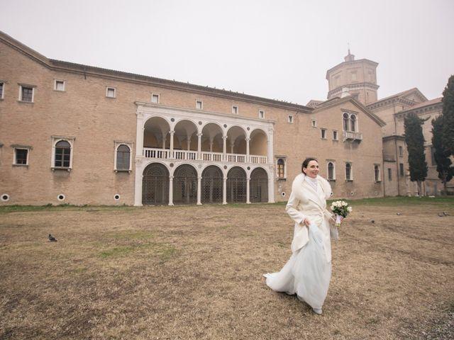 Il matrimonio di Matteo e Marzia a Ravenna, Ravenna 38