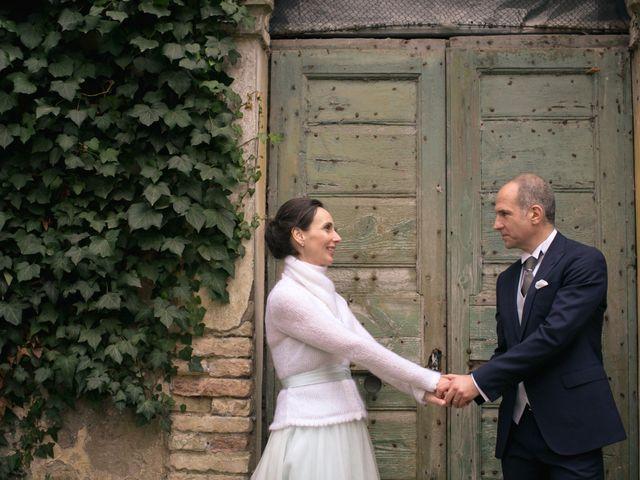 Il matrimonio di Matteo e Marzia a Ravenna, Ravenna 48
