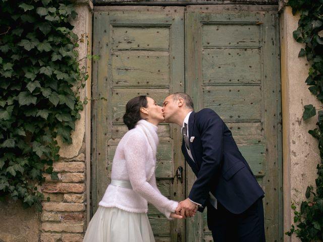 Il matrimonio di Matteo e Marzia a Ravenna, Ravenna 49