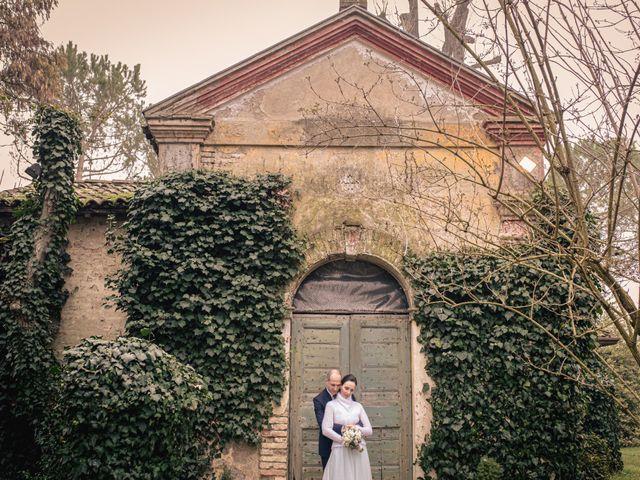 Il matrimonio di Matteo e Marzia a Ravenna, Ravenna 51