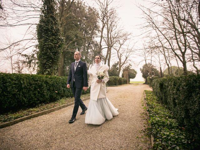 Il matrimonio di Matteo e Marzia a Ravenna, Ravenna 57