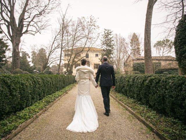 Il matrimonio di Matteo e Marzia a Ravenna, Ravenna 58