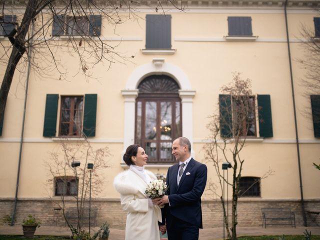 Il matrimonio di Matteo e Marzia a Ravenna, Ravenna 1