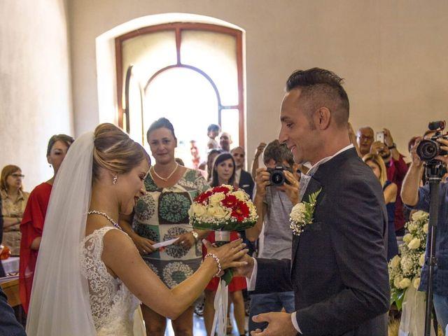 Il matrimonio di Silvia e Mariano a Assemini, Cagliari 5