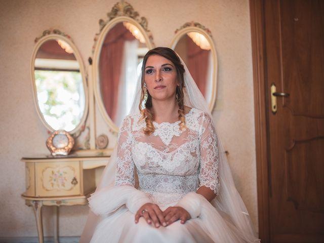 Il matrimonio di Claudio e Elisa a Greccio, Rieti 25